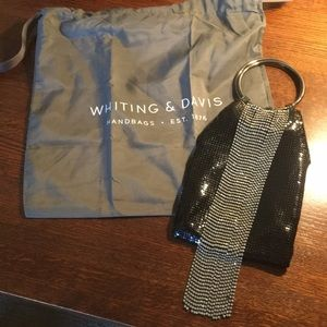 Whiting and Davis Handbag
